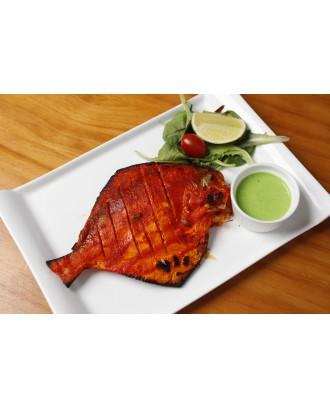 Tandoori Pomfret Fish Tikka