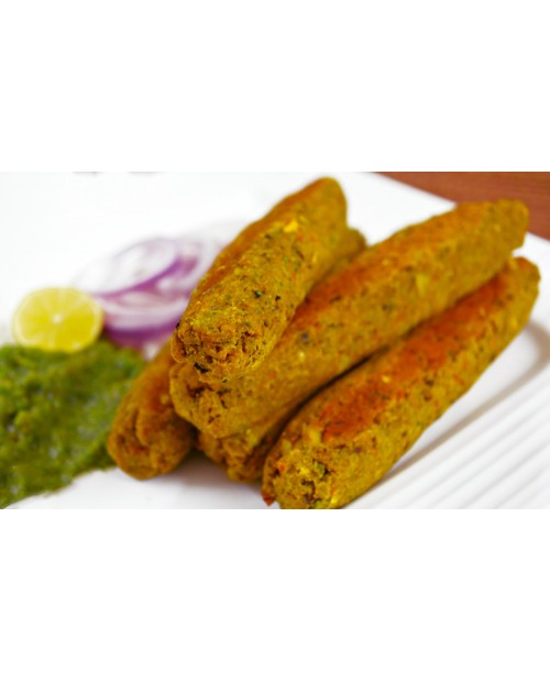 Vegetable Sheekh Kebab