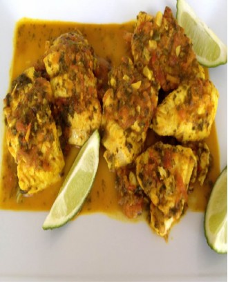 Methi Fish