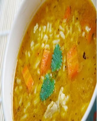 Mulligatwany Vegetable soup