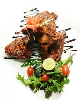 Tandoor Lamb Chops